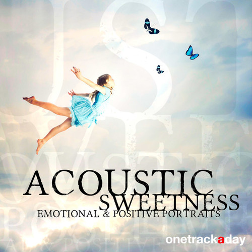 Acoustic Sweetness. Emotional and Positive Portraits