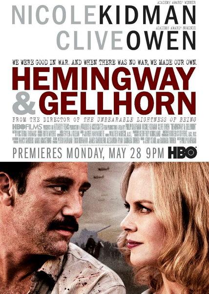 Хемингуэй и Геллхорн (2012) HDTVRip