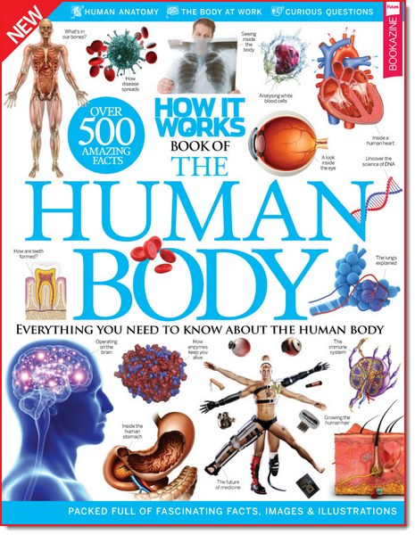 How It Works. Book of The Human Body 8th Edition