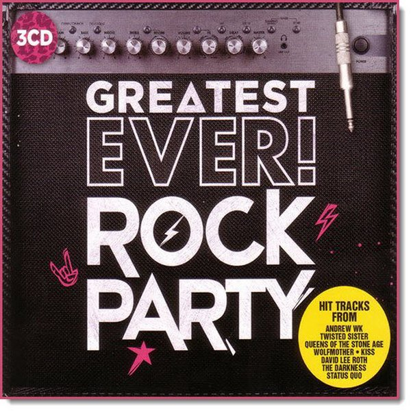 Greatest Ever Rock Party (2017)