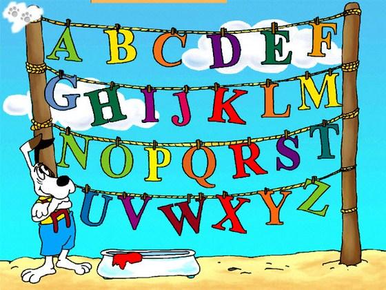 английский алфавит 2 класс слушать