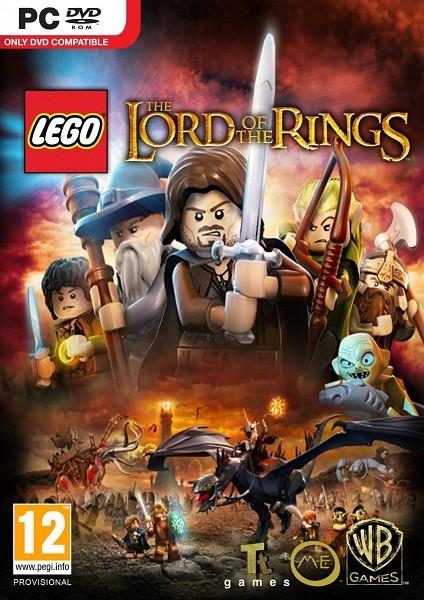 LEGO Властелин колец (2012/Repack)