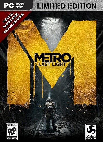 Metro: Last Light (2013/Repack)