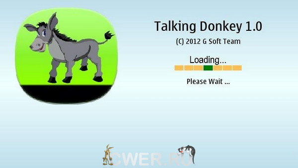 Talking Donkey