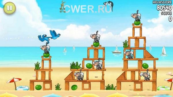 скачать игру злые птица на андроид