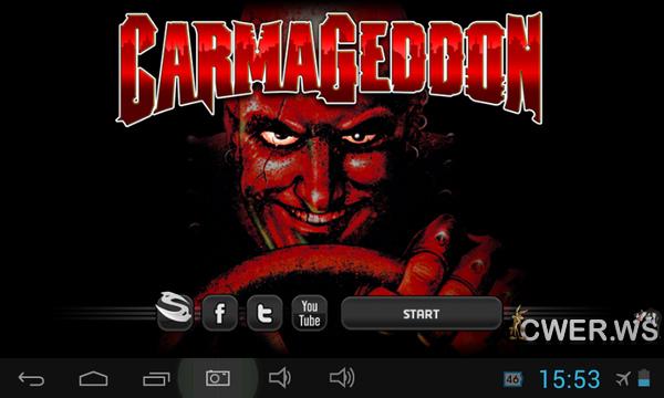 Carmageddon игра на Андроид и iOS - YouTube