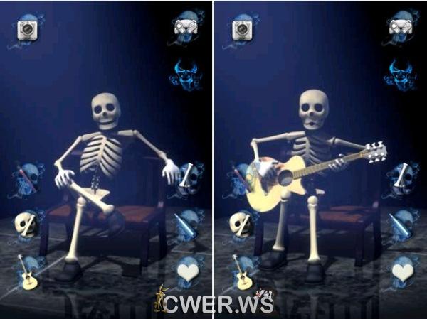 Игры про скелетов на андроид