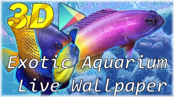 Exotic Aquarium LWP Ultimate