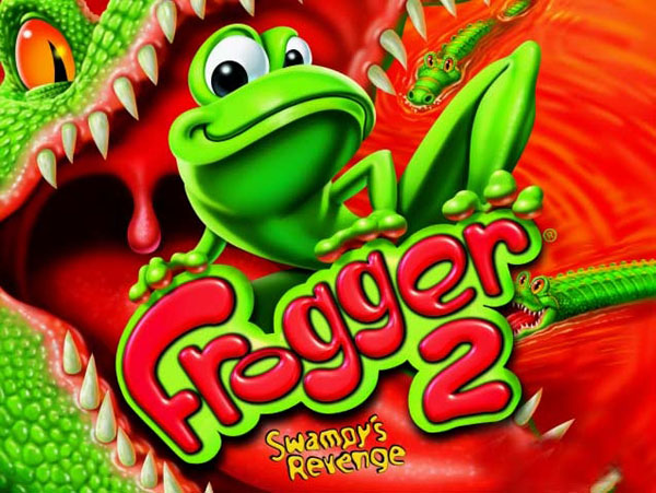 Frogger's Adventures. The Rescue (2000)