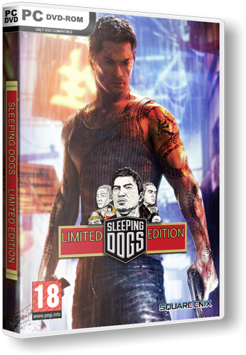 Sleeping Dogs. Limited Edition