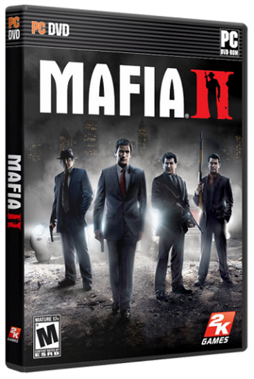 Mafia 2: Digital Deluxe HD Edition