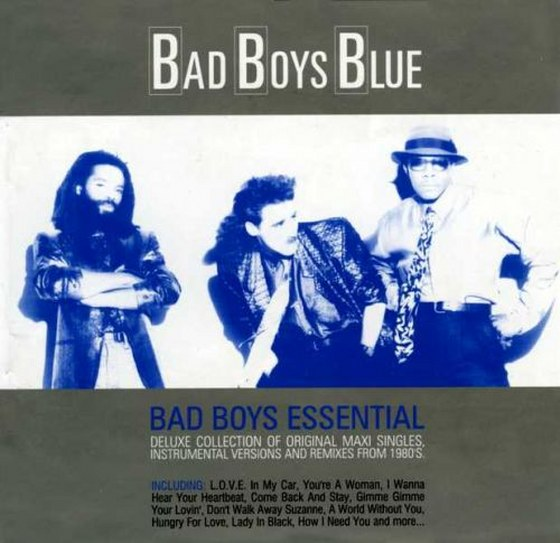 Bad Boys Blue. Bad Boys Essential 3CD (2010)