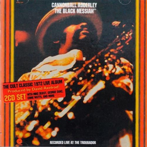 Cannonball Adderley. The Black Messiah: 2CD Blue Note Remaster (2014)