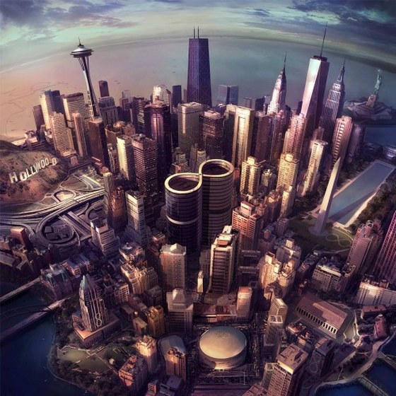Foo Fighters. Sonic Highways (2014)