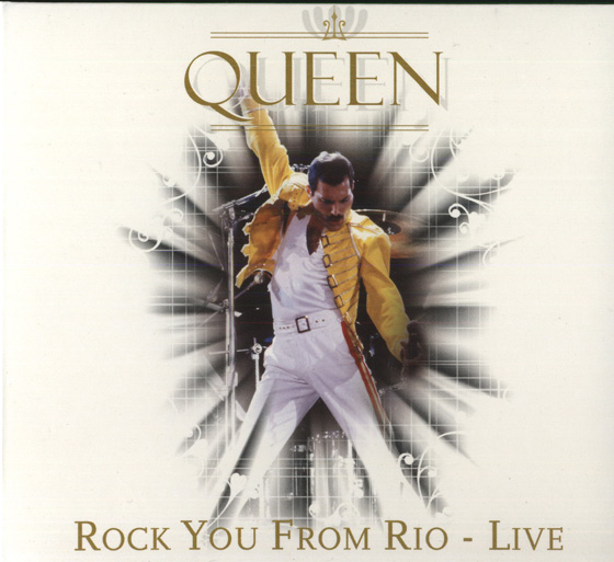 скачать Queen. Rock You From Rio: Live (2009)