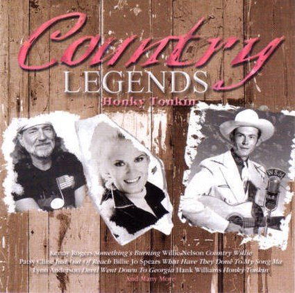 Country Legends 12 Cd Box Set 2005 Музыка Mp3 Rock