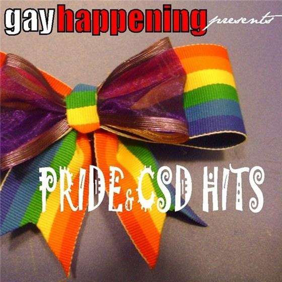 2012. Скачать (Dance, Pop) VA - Gay Happening Presents Pride & Csd