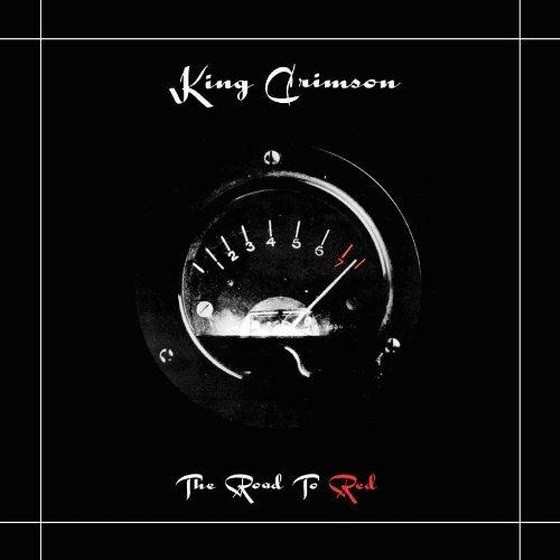King Crimson. The Road to Red: Limited Edition Box Set (2013)
