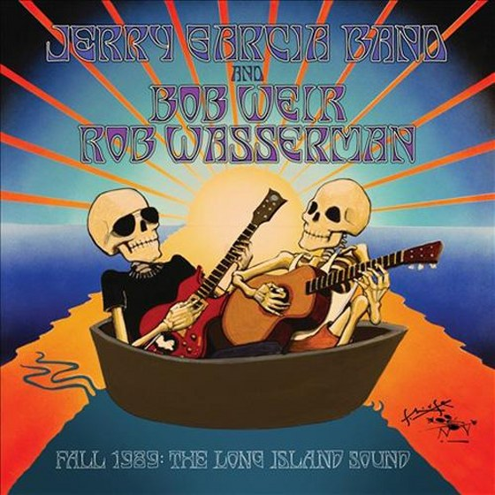 Jerry Garcia Band. Fall 1989: The Long Island Sound (2013)