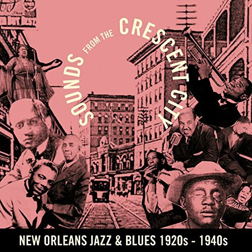 New Orleans Jazz & Blues 1920's - 1940's