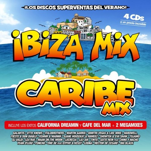 Ibiza Mix Caribe Mix 2016