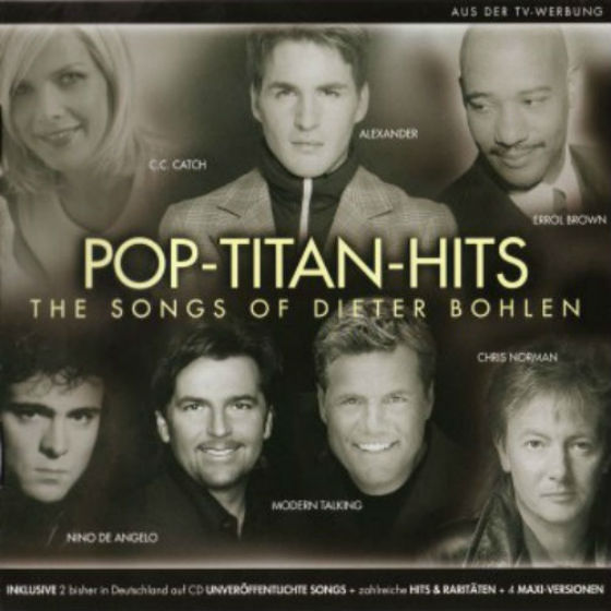 Pop Titan Hits The Songs Of Dieter Bohlen