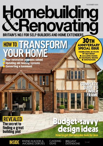 Homebuilding & Renovating №11 (November 2020)