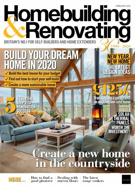 Homebuilding & Renovating №2 (February 2020)