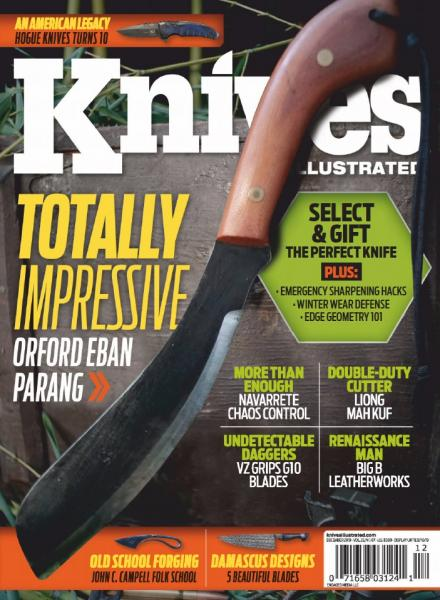 Knives Illustrated №7 (December 2019)