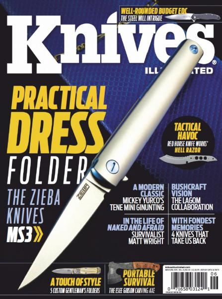 Knives Illustrated №3 (May-June 2019)