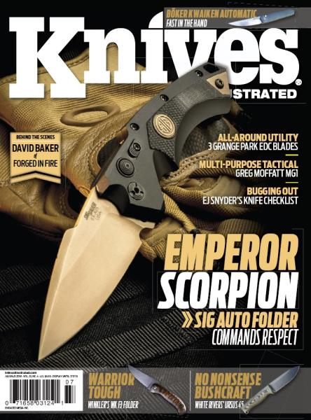 Knives Illustrated №4 (July-August 2018)