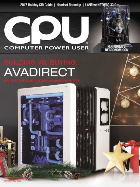 Computer Power User №12 (December 2017)