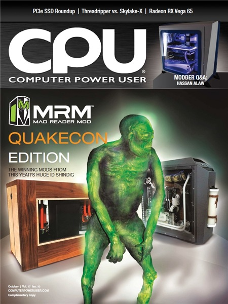 Computer Power User №10 (October 2017)
