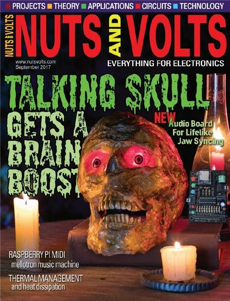 Nuts and Volts №9 (September 2017)