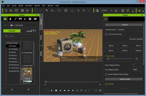 Reallusion iClone 6 1 1728 1 Pro - Графика, 3D