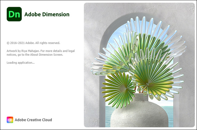 Adobe Dimension 2020