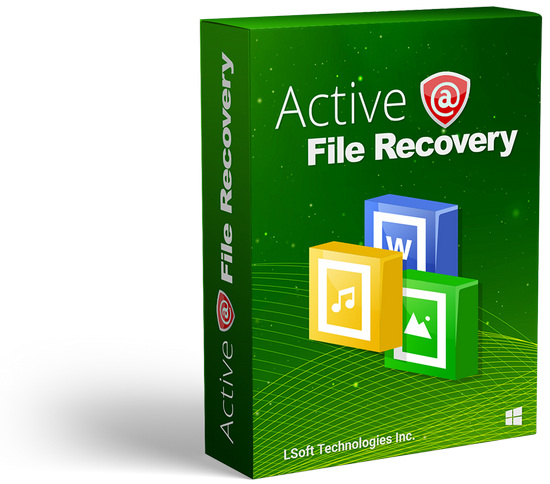 Active File Recovery 20.0