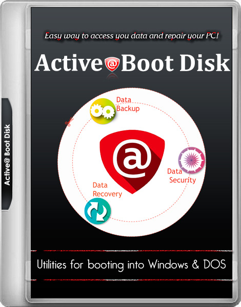 Active Boot Disk 14.1.0