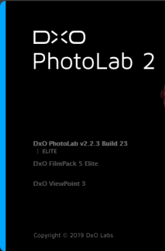 DxO PhotoLab 2.2.3 Build 23 Elite Portable