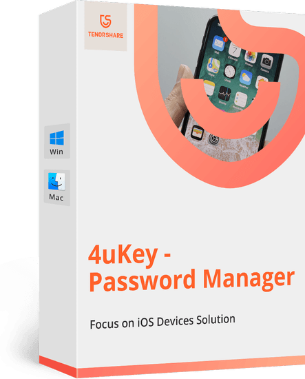 Tenorshare 4uKey Password Manager 1.2.0.8
