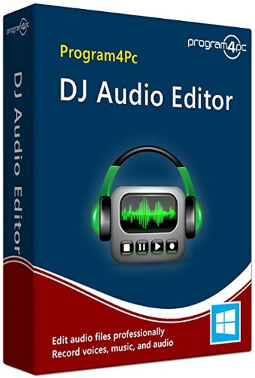 Program4Pc DJ Audio Editor 7.3