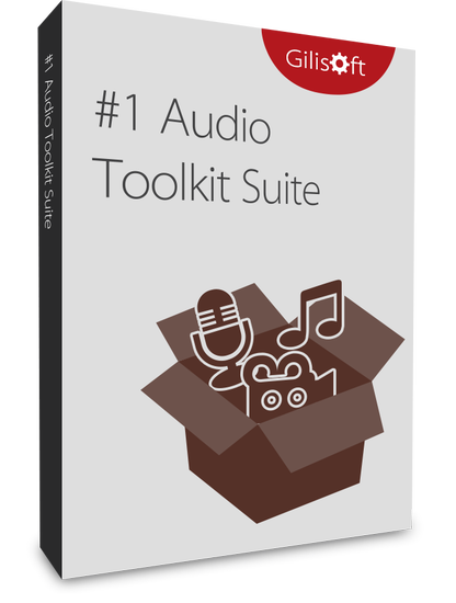 GiliSoft Audio Toolbox Suite