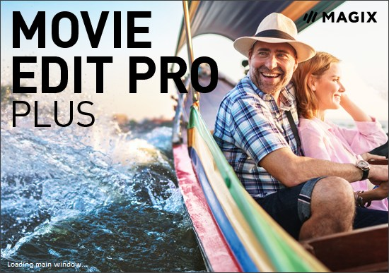 MAGIX Movie Edit Pro 2019 Plus 18.0.1.204