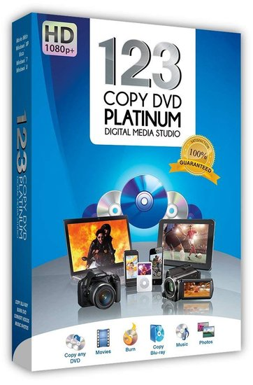123 Copy DVD Platinum 11.0.6.17