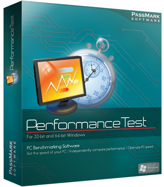 PassMark PerformanceTest 9