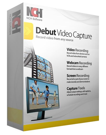 Debut Video Capture Pro