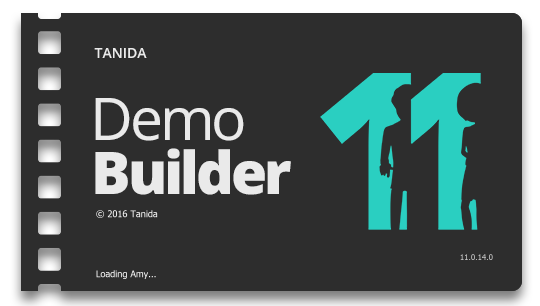 Tanida Demo Builder 11.0.14.0