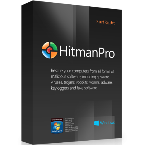 HitmanPro 3.7.15 Build 281