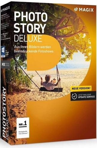 MAGIX Photostory 0017 Deluxe 06.1.3.61