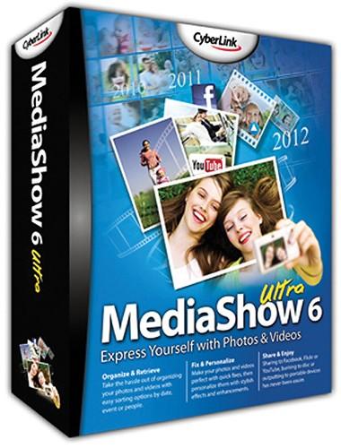 CyberLink MediaShow Ultra 0.0.10019 + Rus